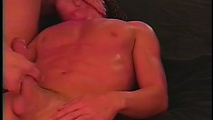 Jason dreams of a gay lover giving him some sensual action with his prick