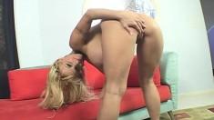 Holly Halston Is A Crazy Cougar Whore