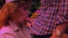 Busty Lisa Deleeuw And Nefarious John Holmes Bang Up A Storm