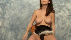 Terri is a delightful young piece of ass who enjoys being filmed naked