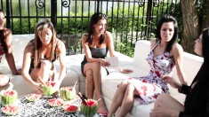 Tera Patrick Shows Off Her Heavenly Body And Her Amazing Oral Talents