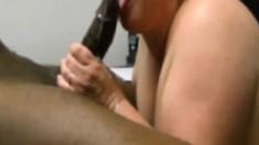 Mature Mom Choke On Juice Big Cock