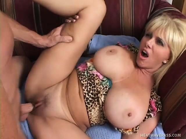 Blonde German Milf Big Tits