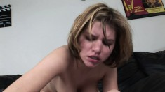 Leigh Livingston and her lesbian lover finger each other's juicy twats