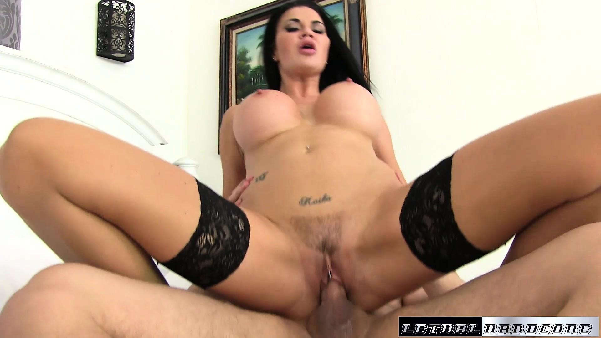 Big tits latina getting fucked