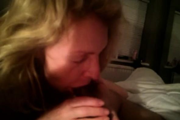 Amateur hookup interracial sex