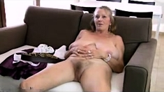 Amateur Fat Granny Fucked