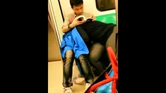 Sucking in full metro