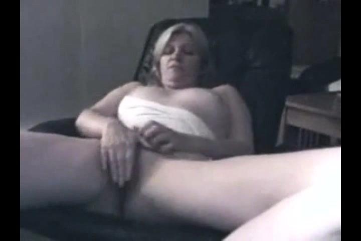 Hard female orgasm