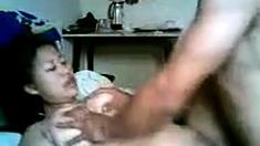 Busy Malay Creampie Orgasm