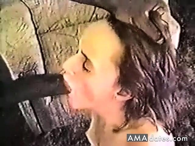 Xxx Bbw milf sucking a pov porno video