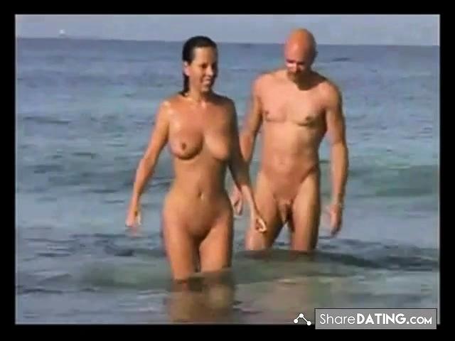 Free Mobile Porn & Sex Videos & Sex Movies - Nude Beach - Hot Foursome  (full Version) - 517994 - ProPorn.com