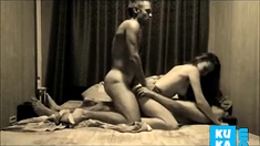 Threesome Action For Slutty Wife