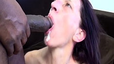 skinny moms first rough big black cock sex