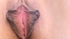 my cousin barb pussy closeup 1